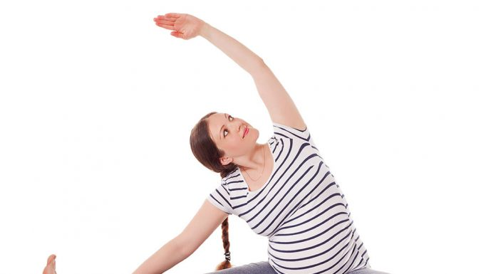 Easy & Safe Exercise during Pregnancy First Trimester