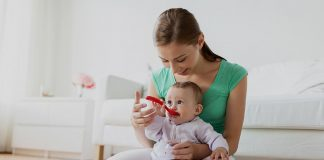 Overfeeding a Baby - Is It a Concern?