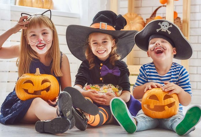 10 Easy and Scary Halloween Makeup Ideas for Kids