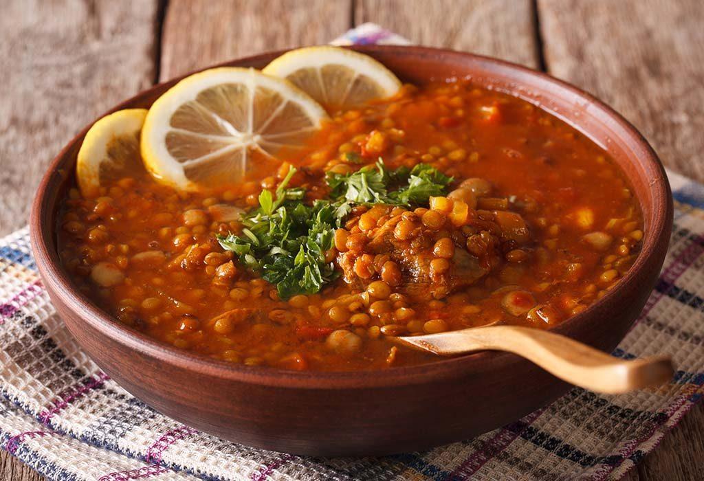 Harira-The Moroccan Soup for Ramadan