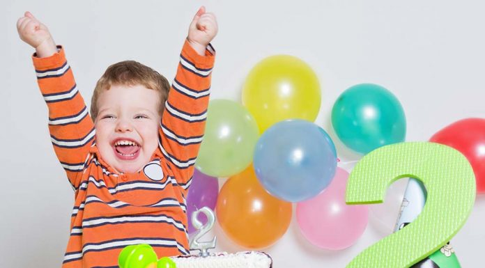 Amazing Ideas to Celebrate Your Toddler's 2nd Birthday