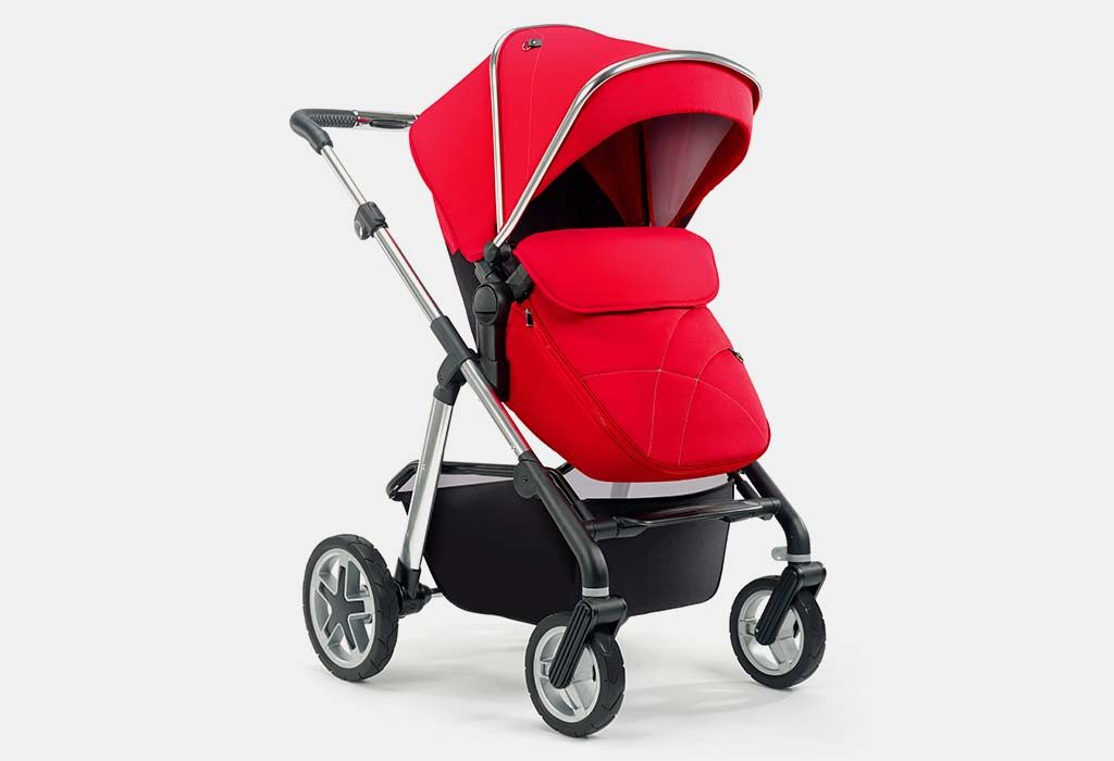 Stroller With Canopy
