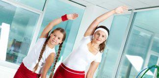 10 Aerobics Exercises & Benefits for Kids